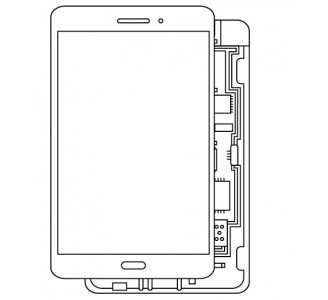 Замена модуля дисплея планшетов Xiaomi