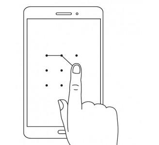 Разблокировать графический ключ для планшетов Xiaomi