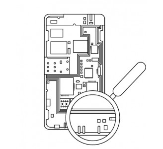 Замена динамика/микрофона для Xiaomi Redmi 4A