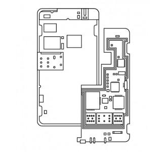 Нижняя плата для Xiaomi Mi5