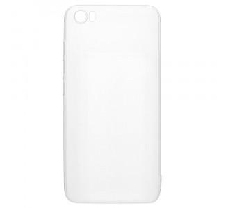 Силиконовый бампер для Xiaomi Mi5 (прозрачный)
