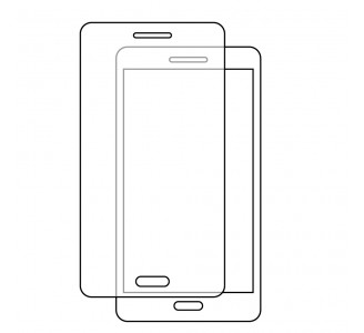 Защитное стекло для Xiaomi Redmi Note 5A (полное покрытие)