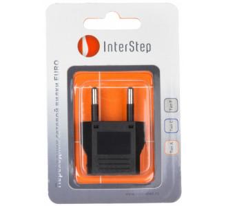 Переходник для зарядки устройств xiaomi (Interstep, черный)