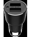 Автомобильная зарядка Roidmi Car Charger 2S (черный)